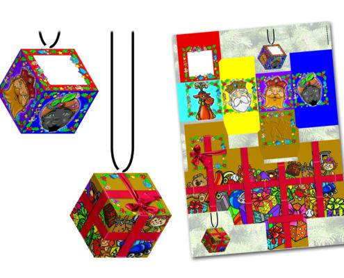 Magica Navidad Cubos