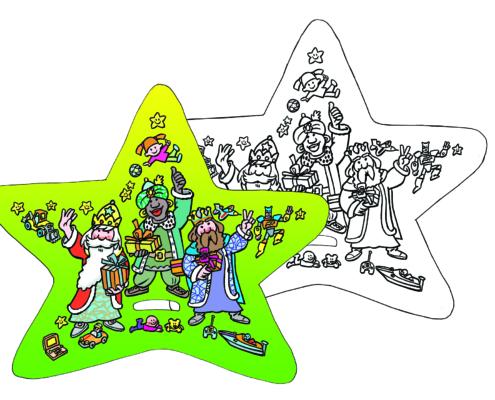 Magica Navidad Estrellas
